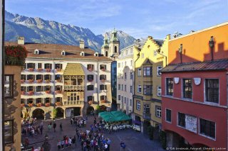 Excursions to Innsbruck & surroundings